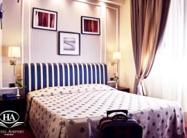 Airport Hotel Florence Italy