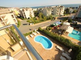Menada Belle View Apartments Sveti Vlas Bulgaria