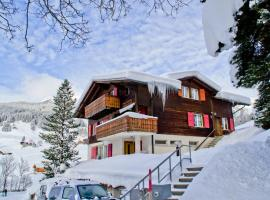 Apartment Obem Doregade 3.5 - GriwaRent AG Grindelwald Switzerland