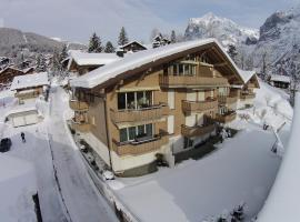 Apartment Sans-Souci 1 3.5 - GriwaRent AG Grindelwald Switzerland