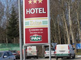 A picture of the hotel: Hotel Zlatan