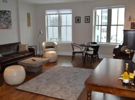 Hotel near South Boston: Saint George South End Luxury 1 Bedroom Apartment by Spare Suite, Inc.
