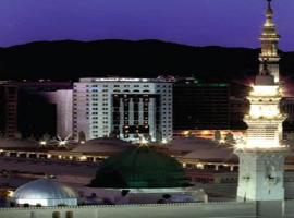 The Oberoi Hotel Al Madinah Saudi Arabia