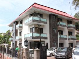 Silver Arch Hotel Mussoorie India