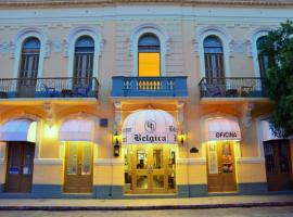 Hotel near  Mercedita  airport:  Boutique Hotel Belgica