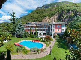 Hotel near Bolzano airport : Business Resort Parkhotel Werth