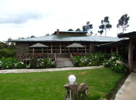 Mountain Gorilla View Lodge Nyarugina Ruanda