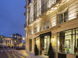 Hôtel Bourgogne & Montana by MH Paris France