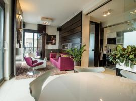 A picture of the hotel: Panorama Design Penthouse