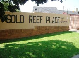 Hotel near Soweto: Gold Reef Place Guest House