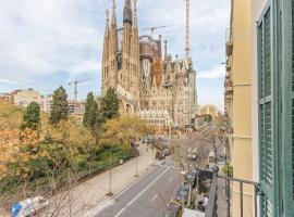 Hotel Photo: Lucky Sagrada Familia
