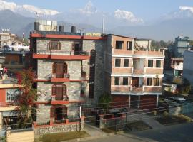 Hotel near Pokhara airport : Hotel Sports