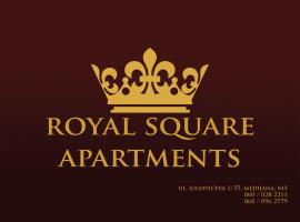 Hotel photo: Royal Square Apartments