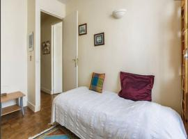 Cosy flat within the 15th district - Eiffel Tower Paris France