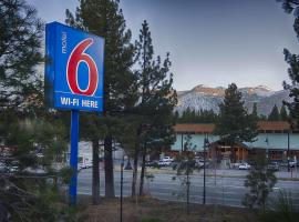 Motel 6 Mammoth Lakes Mammoth Lakes USA