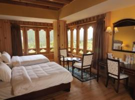 Hotel near Paro airport : Tiger Nest Resort