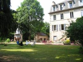 Hotel near France East: Hotel Les Estonneries