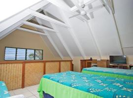 Whitesands Beach Villas Rarotonga Cook Islands
