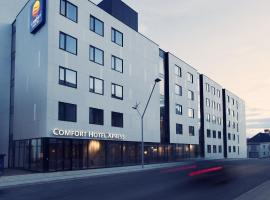 Hotel Photo: Comfort Hotel Xpress Tromsø