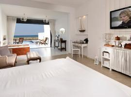 Hotel photo: Yamim Suites On The Beach