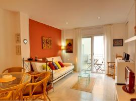Studio Carrer Bonaire by HelloApartments,
