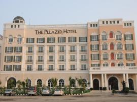 The Pllazio Hotel Gurgaon India