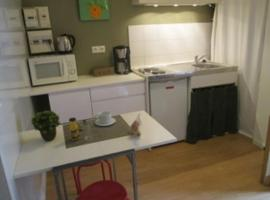 Hotel photo: Appartement 15 Nantes