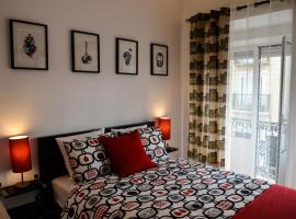 Alfama Charming Apartment Lissabon Portugal