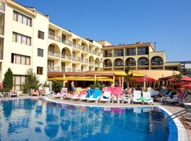 Hotel near Bulgaria Sunny Beach: Yavor Palace Hotel - All Inclusive