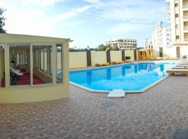Hotel photo: Apartment in Blue Pearl Residence El Kawther