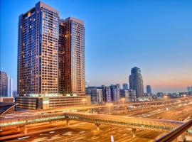 Mercure Dubai Barsha Heights Hotel Suites Dubai United Arab Emirates