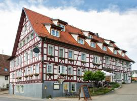 Hotel Photo: Hotel Post Jungingen