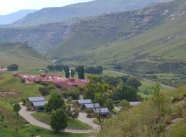 Golden Gate Hotel and Chalets Clarens South Africa