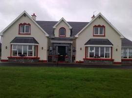 Loughrask Lodge Bed & Breakfast Ballyvaughan Ireland