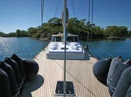 Barbaros Yachting Luxury Private Gulet 4 Cabins Bodrum City Turkey