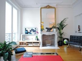 Champs Elysees Homestay Paris France