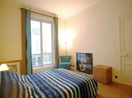 Champs Elysees Homestay Pariisi Ranska