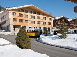 Gstaad Saanenland Youth Hostel Saanen Switzerland