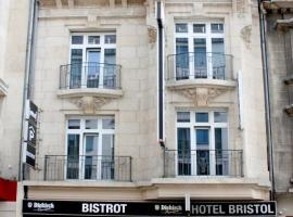 Hotel Bristol Luxembourg Luxembourg