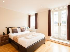 A picture of the hotel: Southwark Serviced Apartments