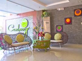 Hotel near Cebu: Canberry Hotel