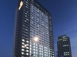 A picture of the hotel: Crown Harbor Hotel Busan