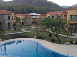Corbett Mango Bloom Spa Resort Garjia India