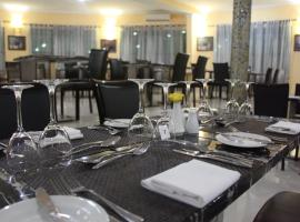 Hotel near Lusaka Intl airport : Mika Convention Centre