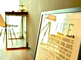 Hotel photo: Niteroom Boutiquehotel & Apartements