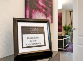 Hotel photo: Town & Country Apartments - Burnside Road