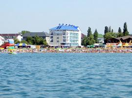 Dolce Vita Resort Hotel Zaliznyy Port Ukraine