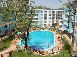 Yassen Holiday Apartments Sunny Beach Bulgaria