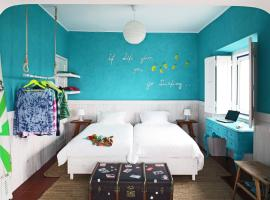 Hotel Photo: Chill in Ericeira Surf House