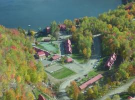 Hotel Photo: Auberge du Lac Morency